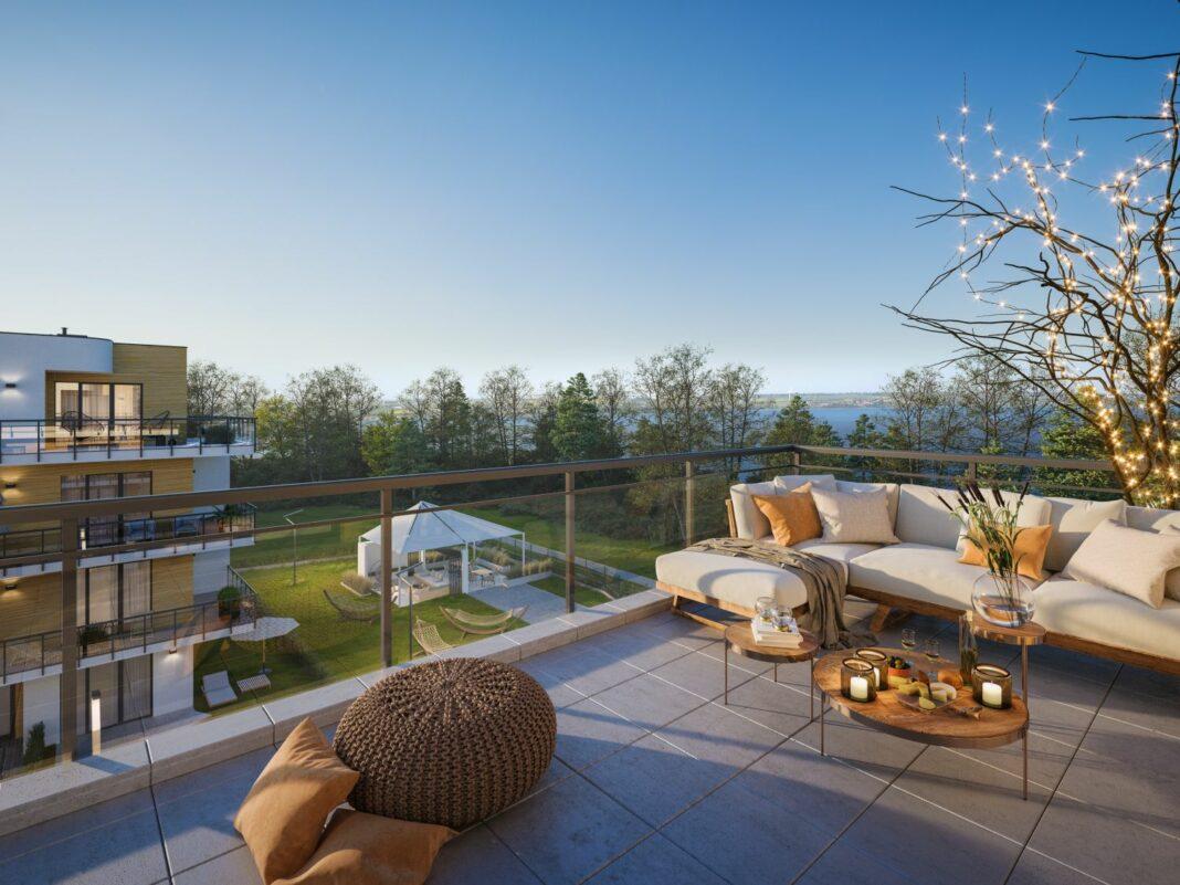 Apartamenty inwestycyjne NEXO