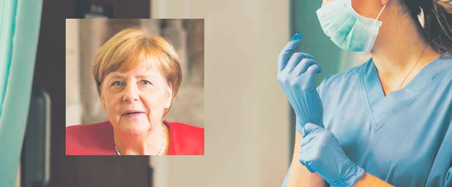 Merkel ostrzega
