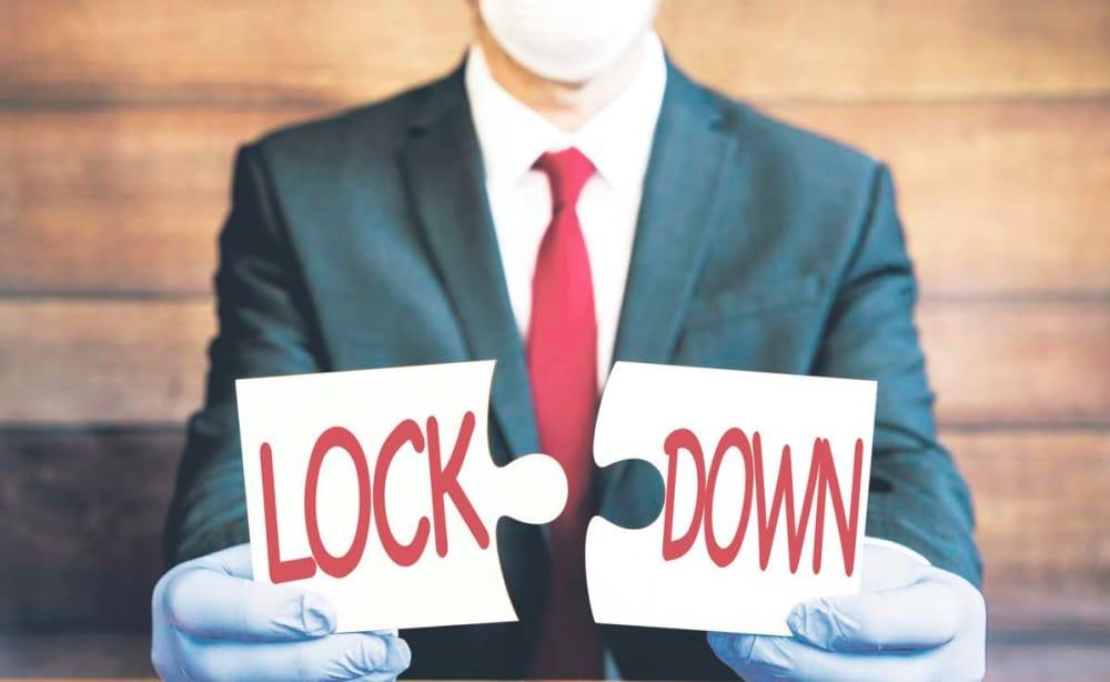 Dlaczego lockdown nie działa