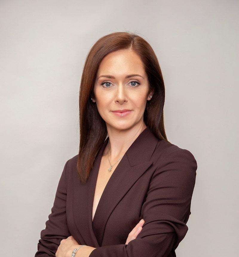 Anna Kania-Okieńczyc dyrektor ds. marketingu i sprzedaży detalicznej, DHL Parcel Polska