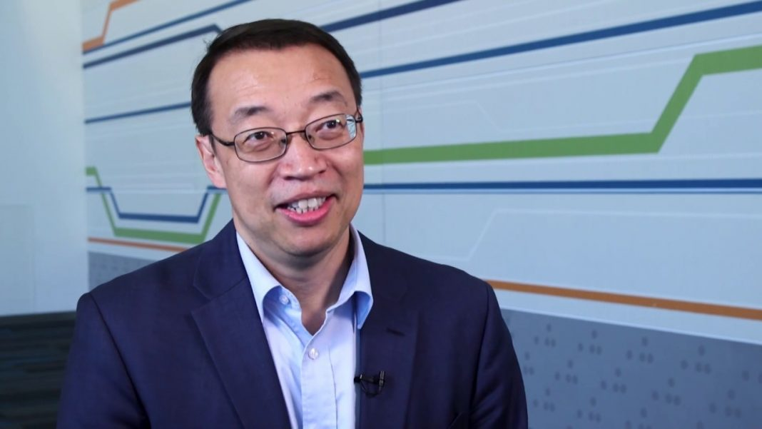 Chris Xu. Fot. domena publiczna